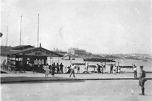 The Sliema Ferry Malta World War 2 photograph