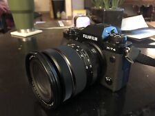 Fujifilm X-T4 26.1 MP Mirrorless Camera Black (XF 16-80mm Dual Charger Included