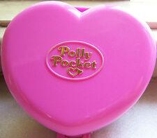 Vintage Polly Pocket Starlight castle complete set w dolls BBT's **Lights**