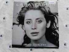 3 TRACK PROMO CD LARA FABIAN - SOLA OTRA VEZ - EPIC SPAIN 2000 VG+/NM