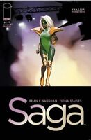 SAGA #19  (2012) 2ND PRINT VF/NM IMAGE