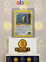 Giovanni's Persian 8/132 LP/NM Near Mint Gym Challenge Rare Holo Pokemon Card