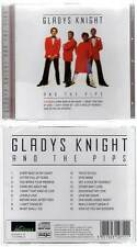 GLADYS KNIGHT And The Pips (CD) 18 Titres 2007 NEUF