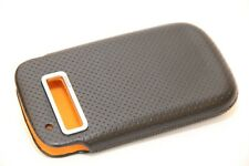 CAPDASE Leather Case Cover Pouch Caller iD Pocket for Samsung Galaxy S3 Phone