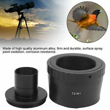 0.965in Portable Astronomical Telescope T Mount Adapter Ring for Nikon N1 Mount