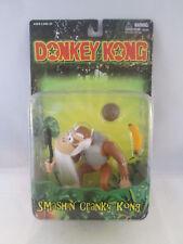Nintendo Donkey Kong - Smashin Cranky Kong NEW - ToySite 1999 Figure DK 64 N64
