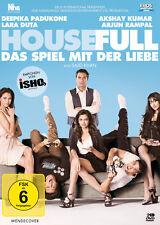 HOUSEFULL / DAS SPIEL MIT DER LIEBE  Bollywood DVD Akshay Kumar Erscheint 24. 8.