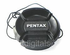 Front Lens Cap For PENTAX SMC DA 35mm F2.4 F/2.4 AL LENS Snapon Dust Glass Cover