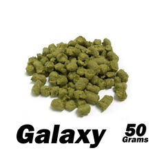 50g Galaxy Hop Pellets Hops Alpha Acid 13.5~14.8% AUT Home Brew  Free Shipping