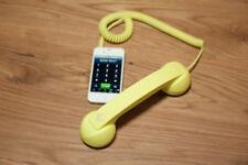 Cornetta POP Phone Limone/Fluo da casa/ufficio della Native Union
