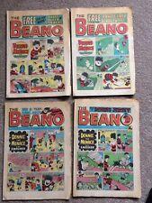 38 Copies Of The Beano Job Lot Bundle Comics Date From Jan - Oct 1985