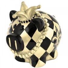 NFL Football Sparschwein Piggy Bank NEW ORLEANS SAINTS Thematic Spardose small