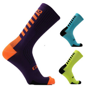 Men's Cycling Socks Outdoor Climbing Sports Competition Breathable Socks a Pair