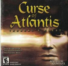Curse of Atlantis: Thorgal's Quest (PC, 2003)