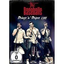 THE BASEBALLS - STRINGS'N'STRIPES LIVE 2 CD + DVD NEU ++++++++++