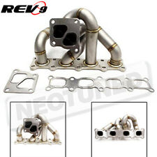 Rev9 HP-Series Equal Length Turbo Manifold for Evolution Evo X 2010 08-15 4B11