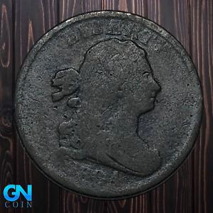 1804 Draped Bust Half Cent --  MAKE US AN OFFER! #K5395