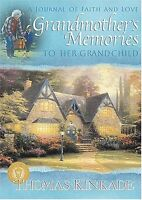 Grandmothers Memories: To Her Grandchild (A Journal of Faith and Love) by Candy
