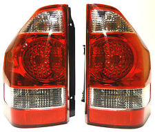 MITSUBISHI PAJERO SHOGUN MONTERO rear tail set lights 2003-2006 red, white