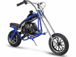 MotoTec 49cc Gas Mini Chopper