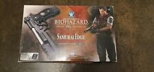 Biohazard Samurai Edge Barry Burton Model - Tokyo Marui - 15h Anniversary