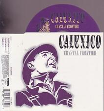 CALEXICO - Crystal Frontier -  3 TRACK CD SINGLE