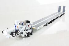 DRAKE 7x8 STEERABLE TRAILER with 2x8 DOLLY - White