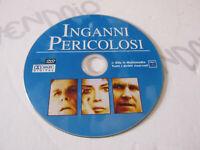 DVD Película - Deception Peligrosos Original Sólo DVD No Funda