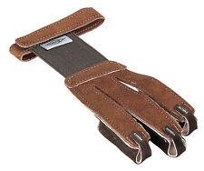 Neet Shooting Glove FG2L Tan Suede Right Hand/Left Hand Medium
