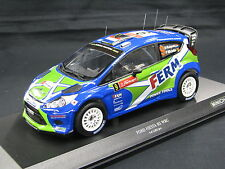 Minichamps Ford Fiesta WRC 2011 1:18 #9 Kuipers / Miclotte Rally Portugal (MCC)