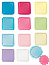 Disposable Paper Plates Party Supplies