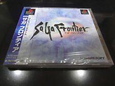 Saga Frontier (version Japonaise) - Playstation