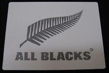 62807 All Blacks See-Through Decal Sticker Black/White