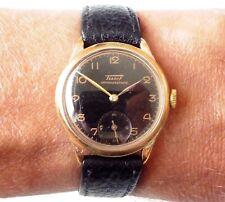 1930's Swiss Gents RGF Art Deco Tissot Mechanical Watch cal 27 Serviced Warranty