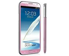 "3 Colors 5.5"" Samsung Galaxy Note2 GT-N7100 16GB 8MP GPS NFC Unlocked Smartphone"