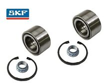 For Mercedes W215 W220 SKF OEM Rear Wheel Bearing KIT NEW Set Of 2-220 980 00 16