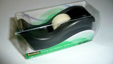 3M SCOTCH Desk Top Tape Dispenser C-60 Matte Black Weighted Base Non Skid Pad
