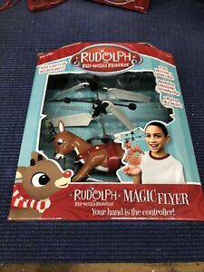 PA1- Rudolph the Red Nosed Reindeer Rudolph Magic Flyer by Blue Sky