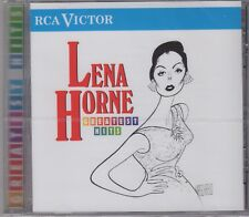 "Lena Horne ""Greatest Hits"" NEW & SEALED CD 1941-1962 - 1st Class Post From UK"