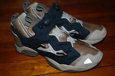 RARE Men's Reebok Insta Pump Fury Plus Cashew / Dark Brown Sneaker (13)