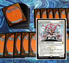 mtg WHITE HEROIC DECK Magic the Gathering rares 60 cards precursor golem
