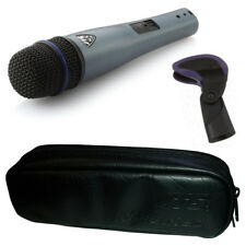 JTS NX-7S Handheld Dynamic Wired Vocal Instrument Microphone +Switch +Clip +Case