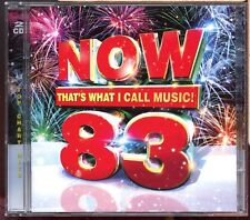 Now That's What I Call Music - 83 - 2CD - MINT