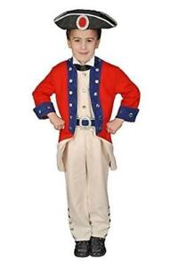 Colonial General - Washington/Hamilton - Deluxe Costume - Child - 2 Sizes