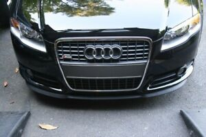 Audi A4 S4 RS4 B7 Front Bumper CUPRA R Euro Spoiler Lip Valance Splitter S Line