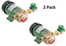 2 Pack 110V 120W Automatic Booster Pump Domestic Water Pressure Boost Pump