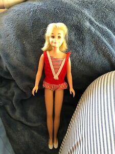 Vintage Skooter Doll #1040 Blonde Hair All Original!