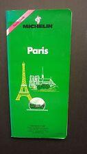 Michelin Guide PARIS. Vgc
