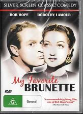 MY FAVORITE BRUNETTE - BOB HOPE - NEW DVD FREE LOCAL POST