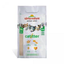 Almo Nature Cat Litter 4,54 kg Lettiera Agglomerante Vegetale Per Gatti .